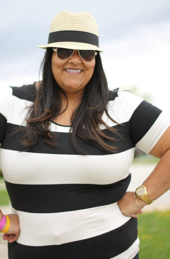 Everyday Plus Size Mom fashion