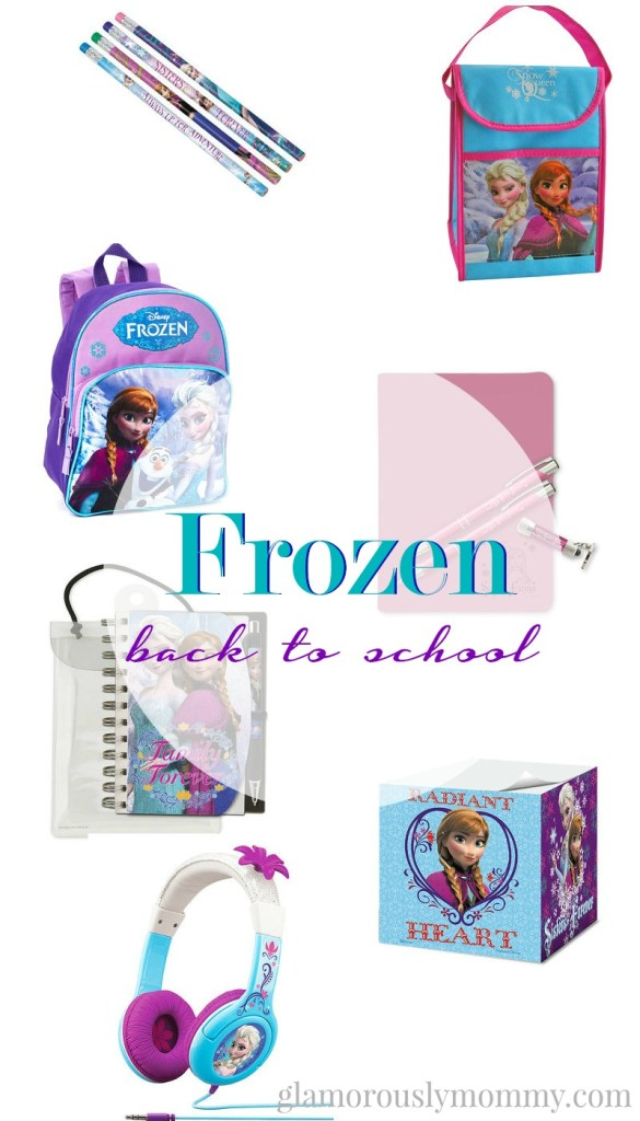 Frozen Back to School Products