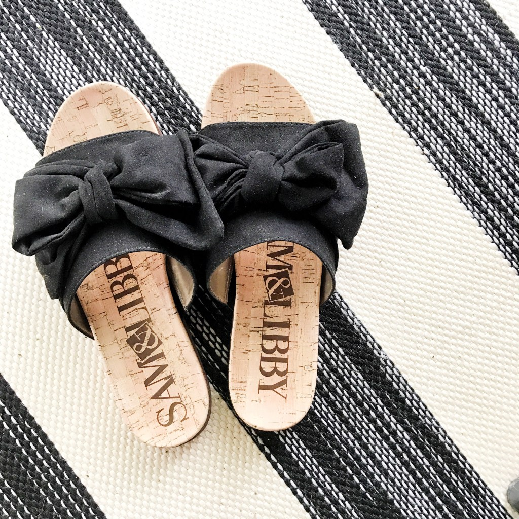 Friday Faves-  Stylish slides from Sam & Libby