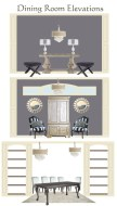House Plan Dining Room