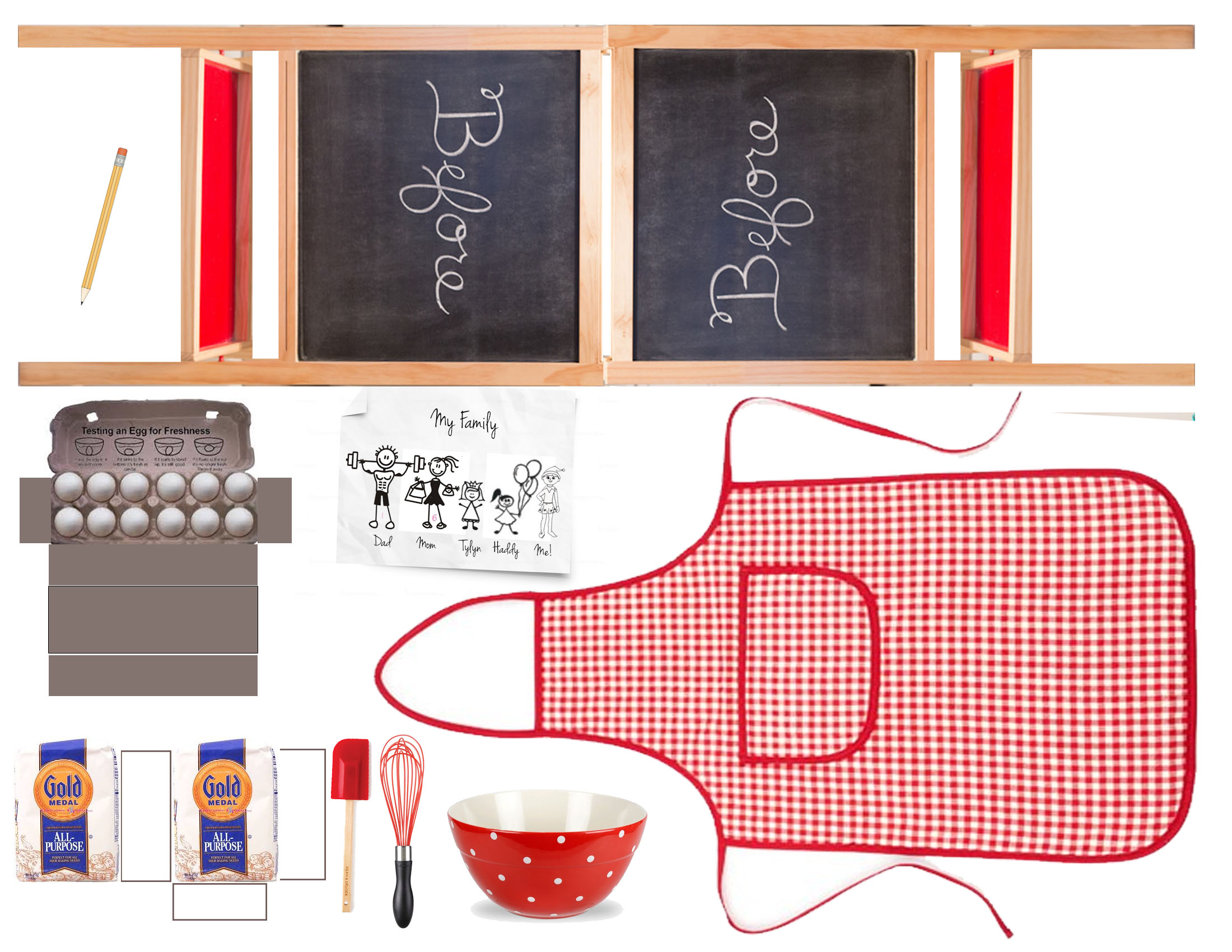 Elf On The Shelf Free Printable Props The Glamorous Project
