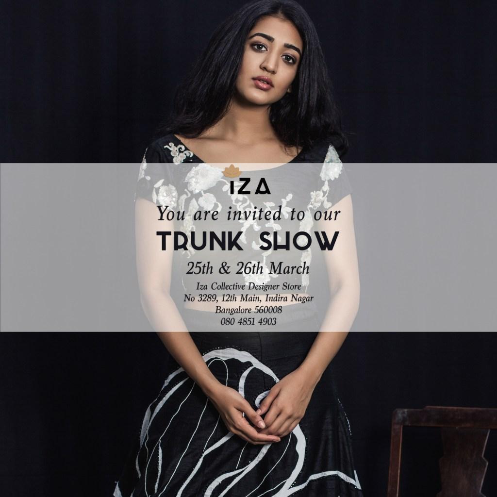 TRUNK SHOW by IZA
