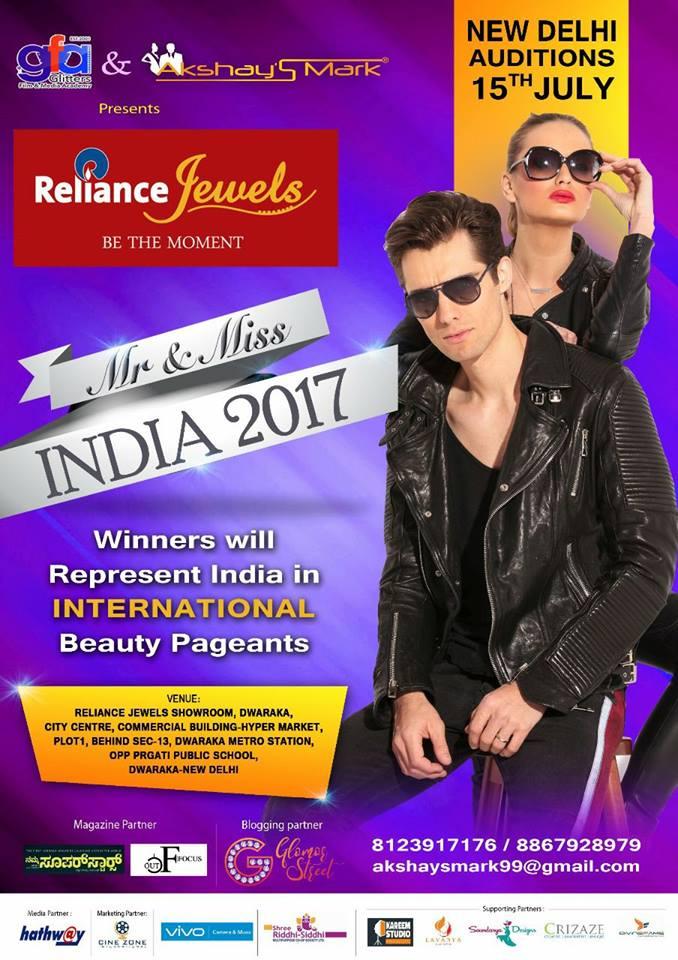 Mr & Miss India – Delhi Auditions
