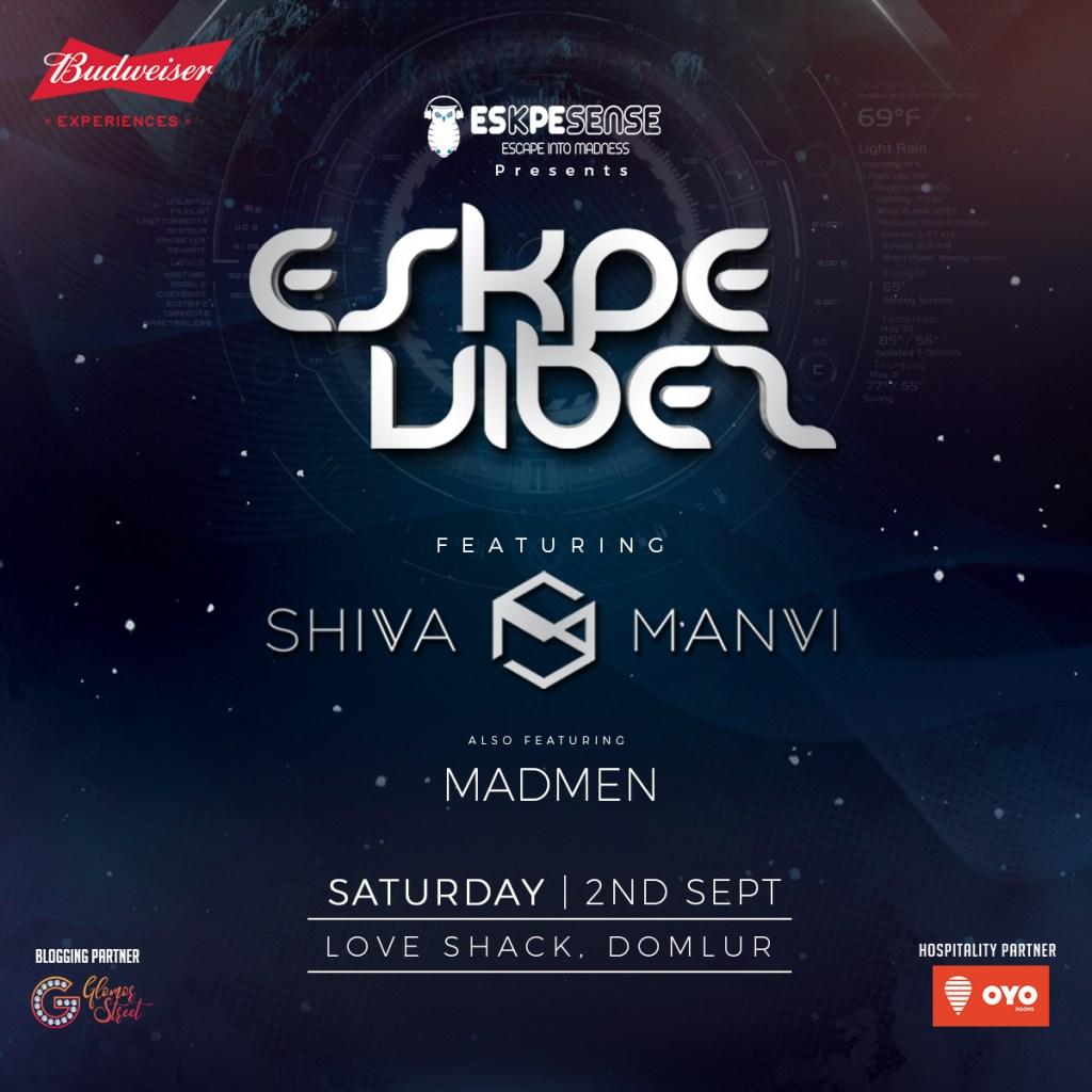 "EskpeSense Presents ""Eskpe Vibez feat. Shiva Manvi"""