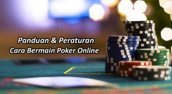 Peraturan Permainan Poker Online Indonesia - Cara Daftar Permainan Poker Online Indonesia