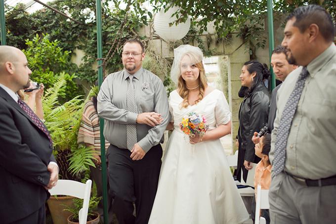 DIY greenhouse wedding | Krista Marie Photography-04