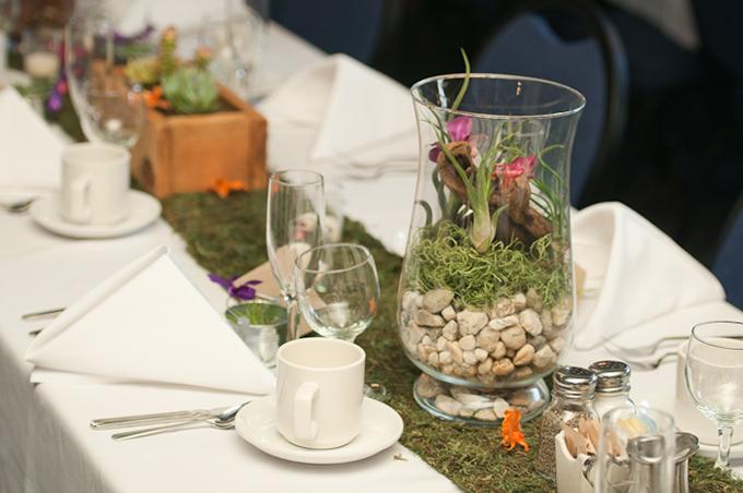 DIY greenhouse wedding | Krista Marie Photography-18