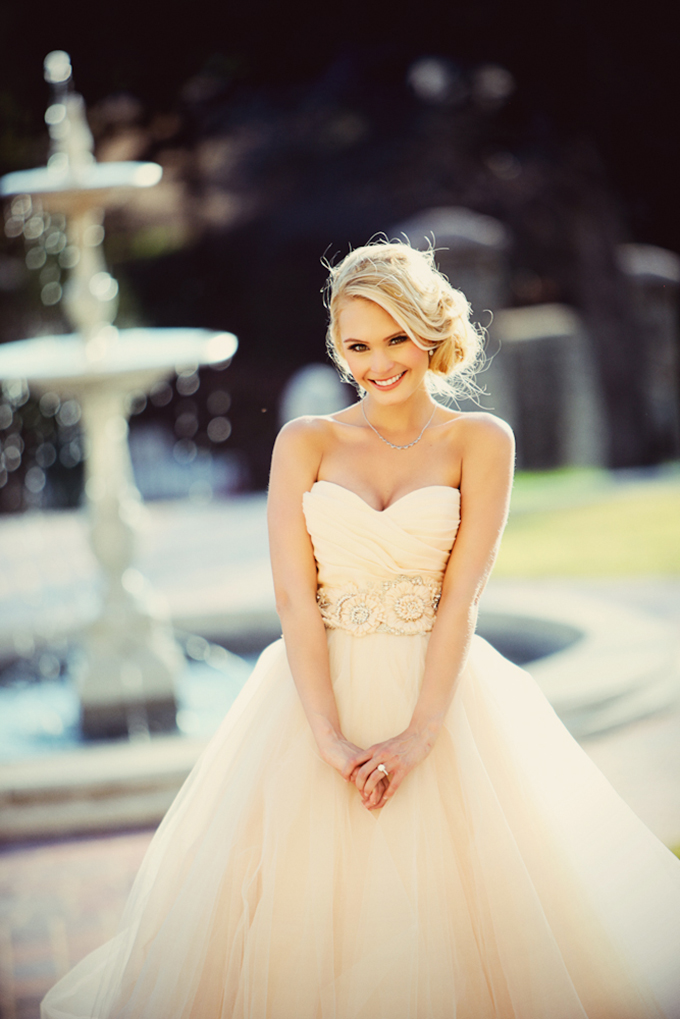 glam bridals | Christina Carroll Photography