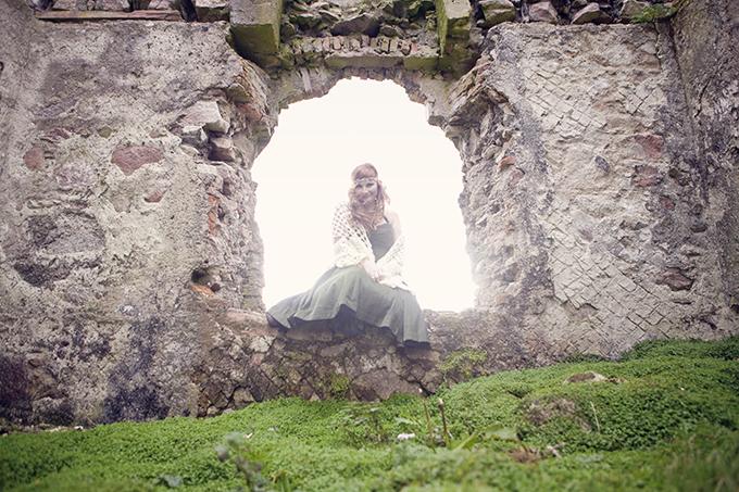 Irish bridal session | SayBre Photography