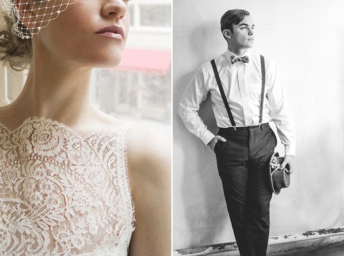Vintage Soho wedding | JKB Young Photography