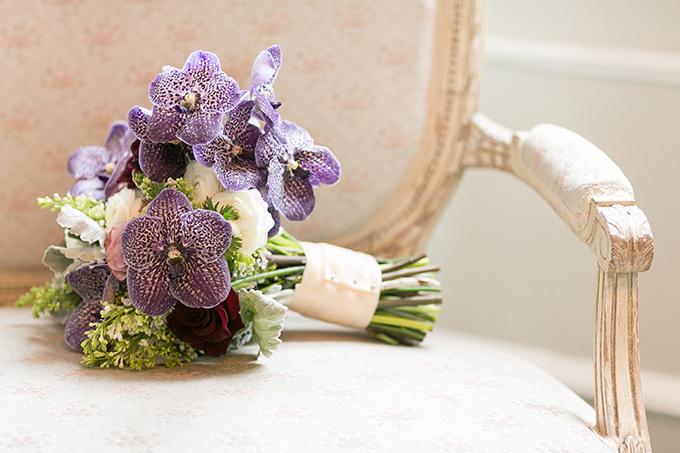 eclectic purple wedding   Sarah Tew Photography