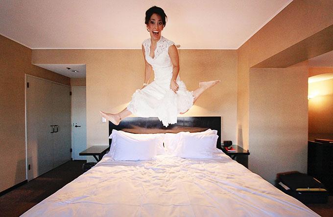 fun bride | markit photography