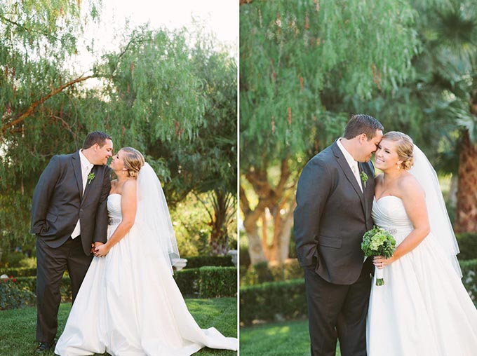 blue and green wedding | We Heart Photography