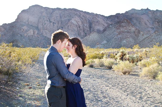 desert engagement session | Cardin Creative Photography