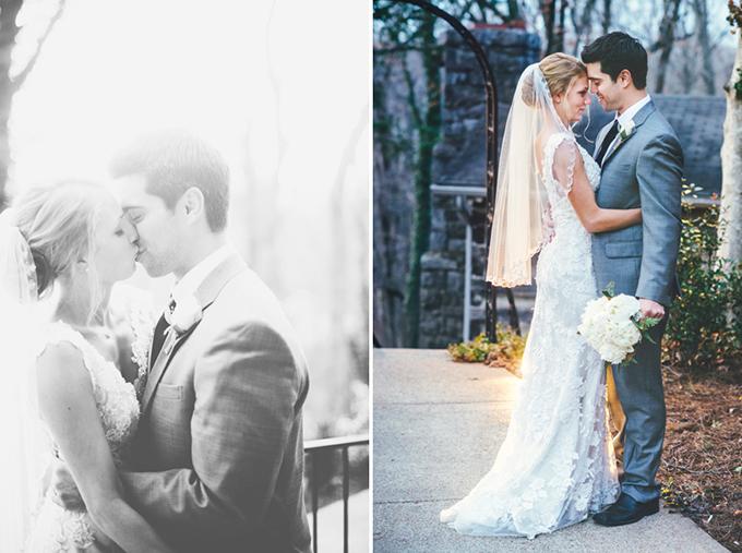 romantic winter wedding | Jessie Holloway Photography-12