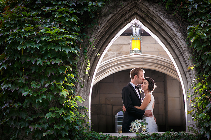 classic glam Chicago wedding | Ann & Kam Photography and Cinema
