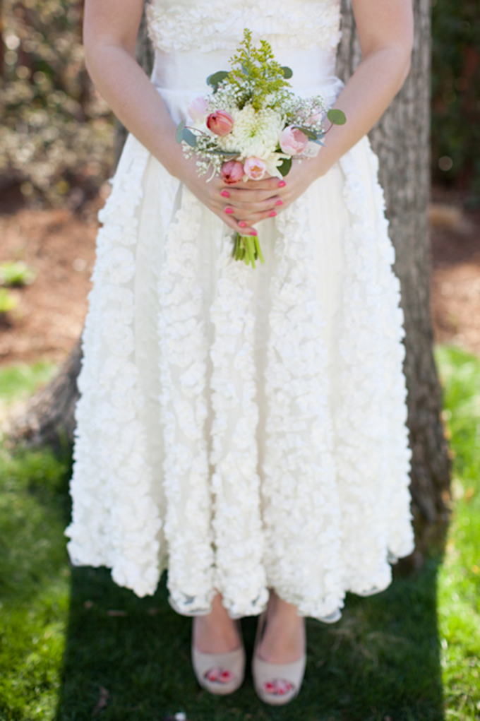 spring pink bridal inspiration | Erin Forehand Photography