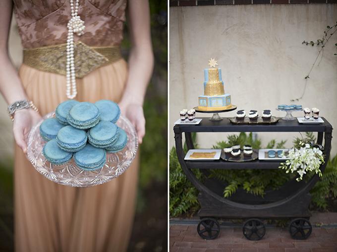 romantic Great Gatsby inspiration | Bethany Boone Photography