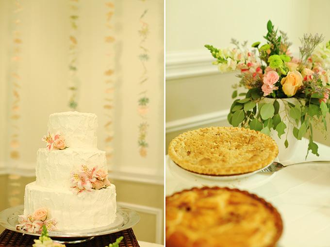 dessert table | j.woodbery photography