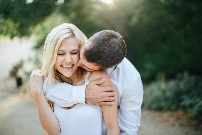 summery California engagement   Troy Grover Photographers