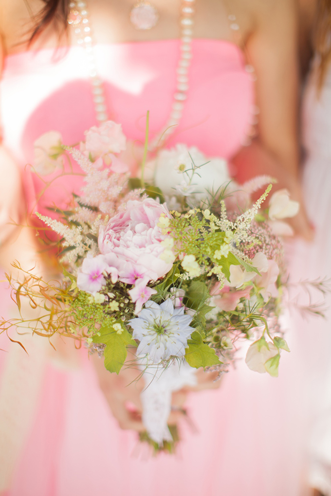 pink bouquet | Peter & Veronika