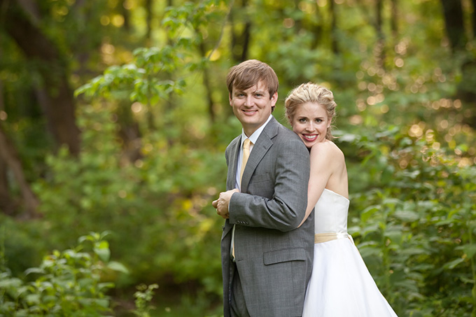yellow southern summer wedding | Chesley Summar Photography