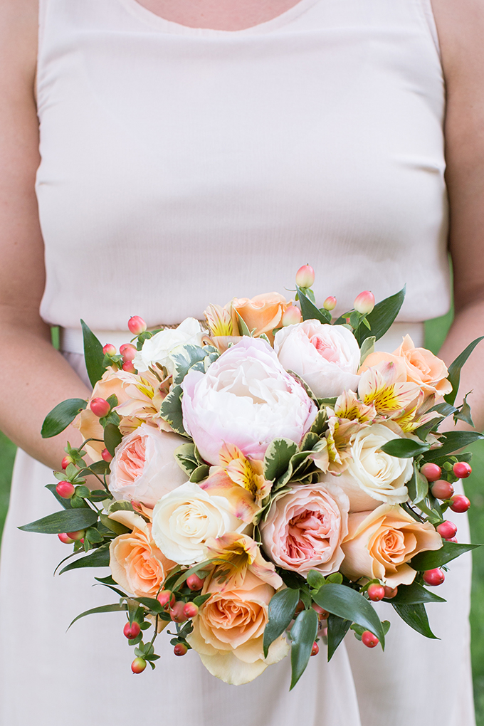 pastel bouquet | Lynne Reznick Photography