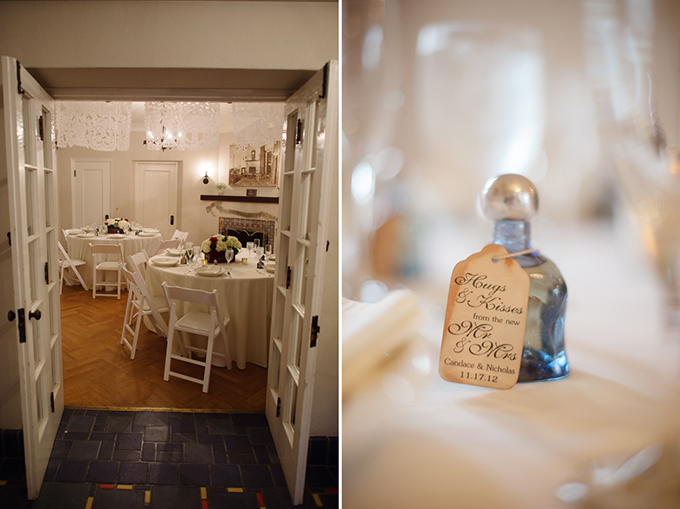 fall blue vintage wedding | Marcella Treybig Photography | Glamour & Grace