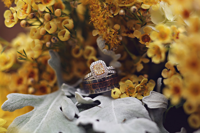 gorgeous yellow engagement ring | j.woodberry photography | Glamour & Grace