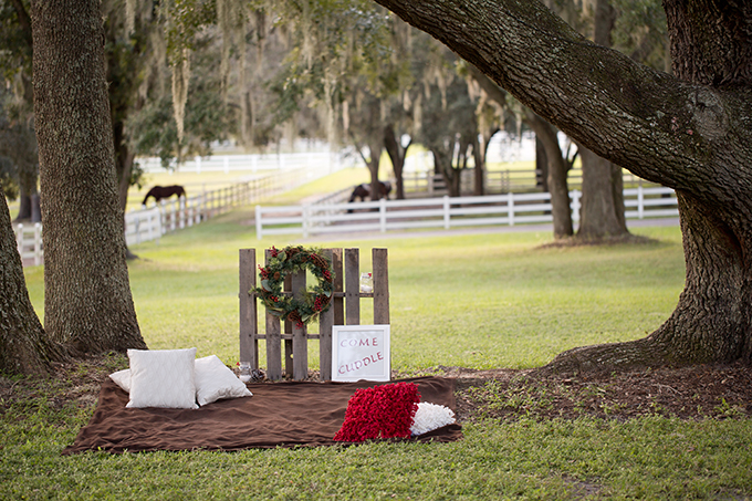 cuddle area | Theresa NeSmith Photography | Glamour & Grace