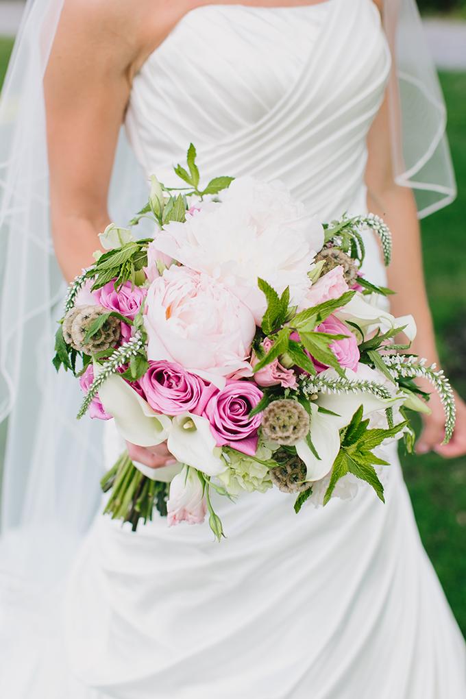 lush pink bouquet | Riverland Studios | Glamour & Grace