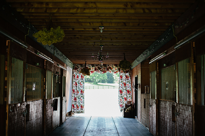 farm wedding | Courtney Reese Photography | Glamour & Grace