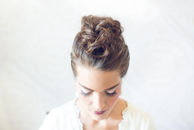 fun hair by Le Mariee' | Judah Ave | Glamour & Grace