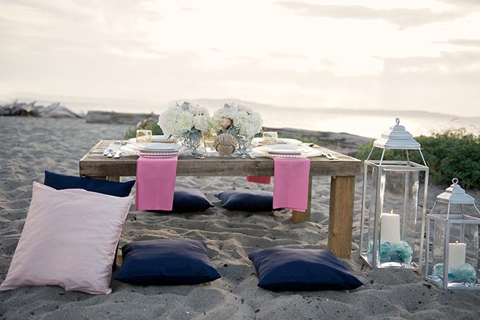 romantic nautical wedding inspiration | Simply Sonja Photography | Glamour & Grace