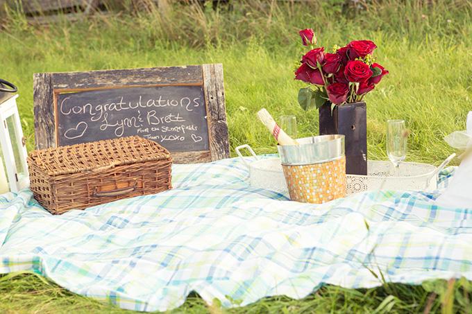 wedding picnic | Kandid Weddings Photography | Glamour & Grace