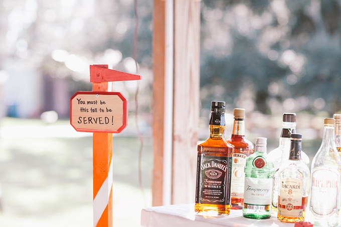 circus wedding bar | Esther Louise Photography | Glamour & Grace