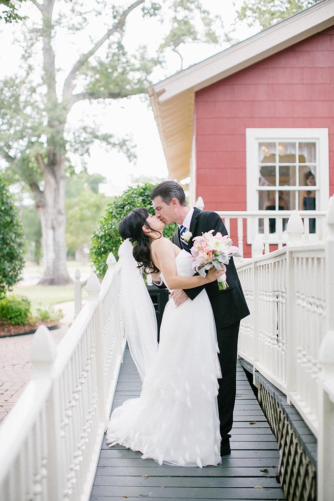 chic pink and blue wedding | Kimberly Chau Photography | Glamour & Grace
