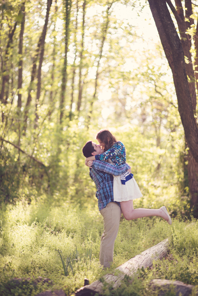 picnic engagement session | Audra Wrisley Photography + Design | Glamour & Grace