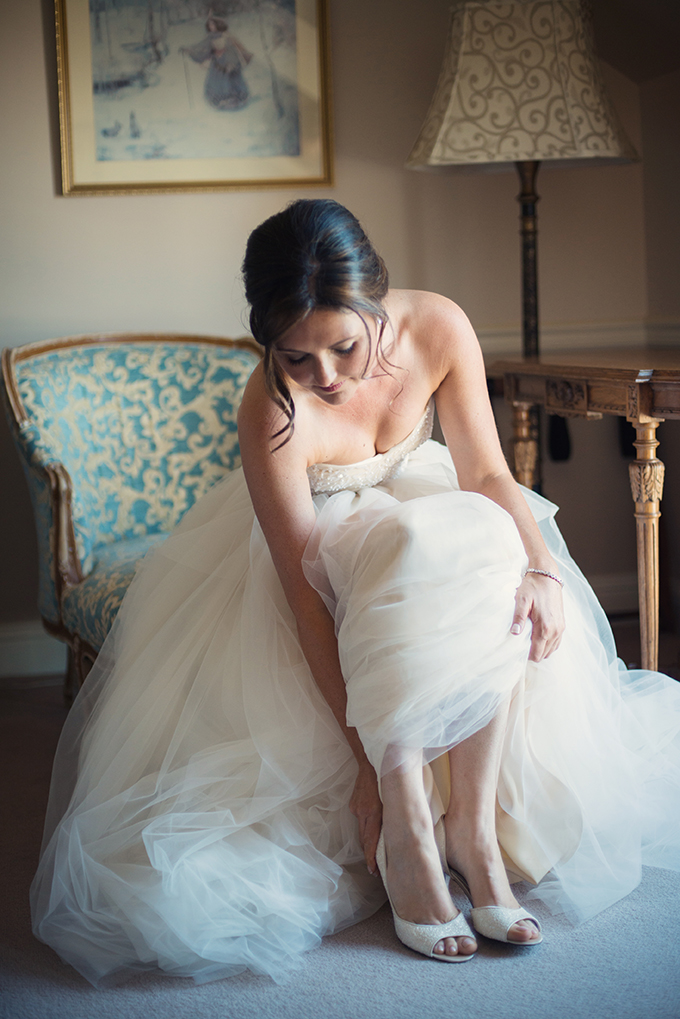 Reem Acra gown | Melissa Gidney Photography | Glamour & Grace