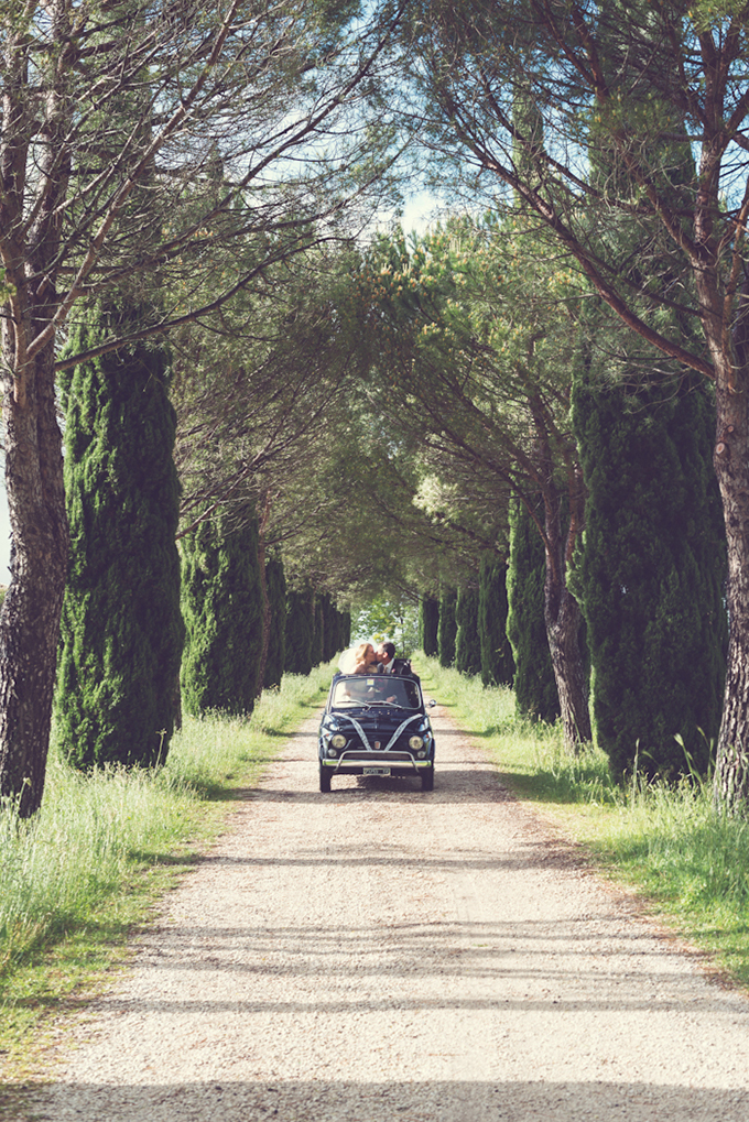 getaway car | Rochelle Cheever Photographer | Glamour & Grace