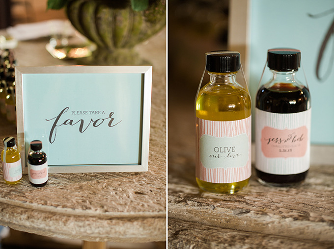 favors for foodies | Katelyn James Photography | Glamour & Grace