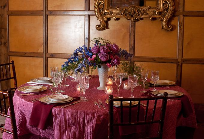 romantic vintage wedding inspiration | Legacy Seven Studios | Glamour & Grace