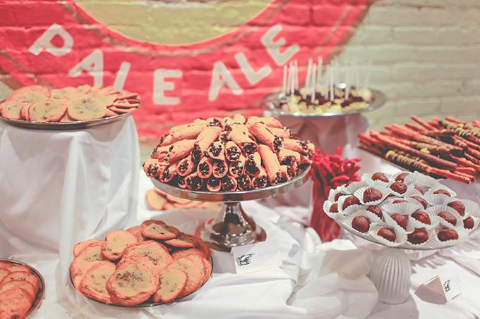DIY brewery wedding | Keira Lemonis Photography | Glamour & Grace