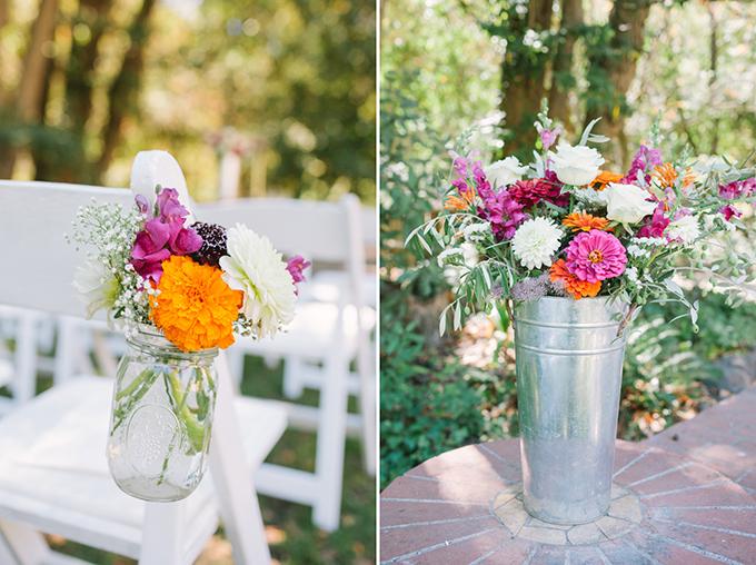 romantic ranch wedding | Kirsten Julia Photography | Glamour & Grace