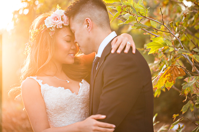 fall trash the dress session | D Park Photography | Glamour & Grace