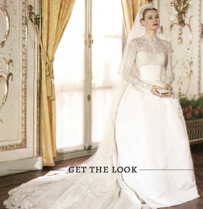 Get The Vintage Look Grace Kelly Glamour Grace