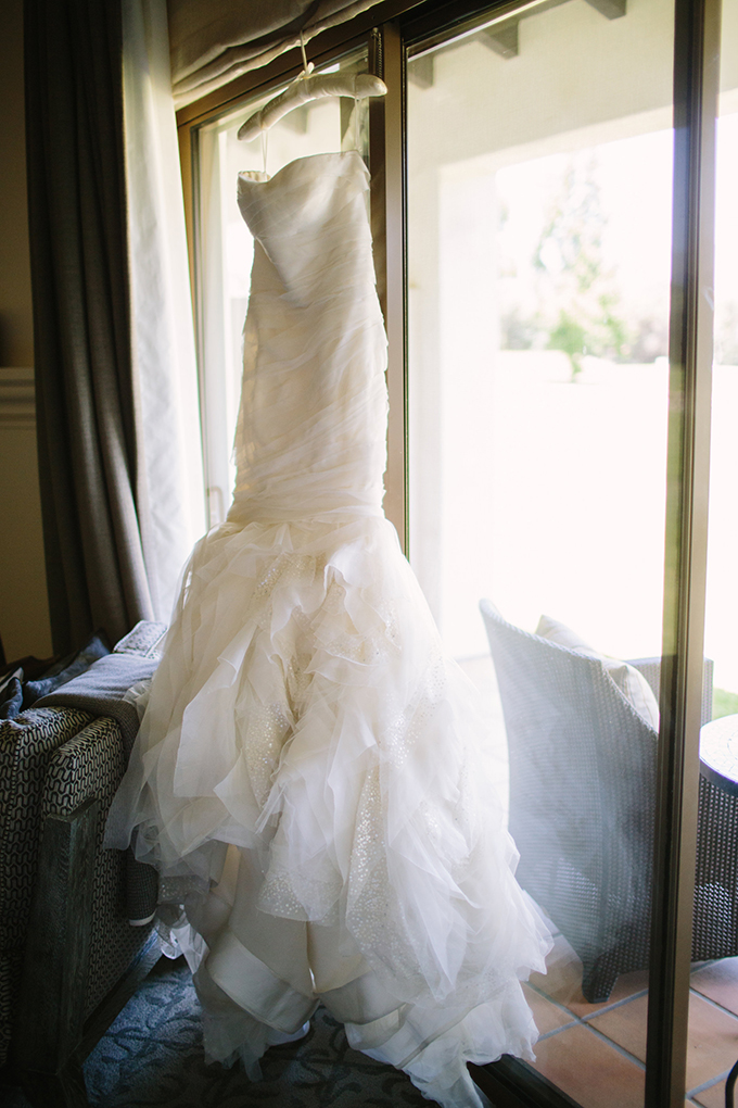 Vera Wang gown   Driver Photo   Glamour & Grace
