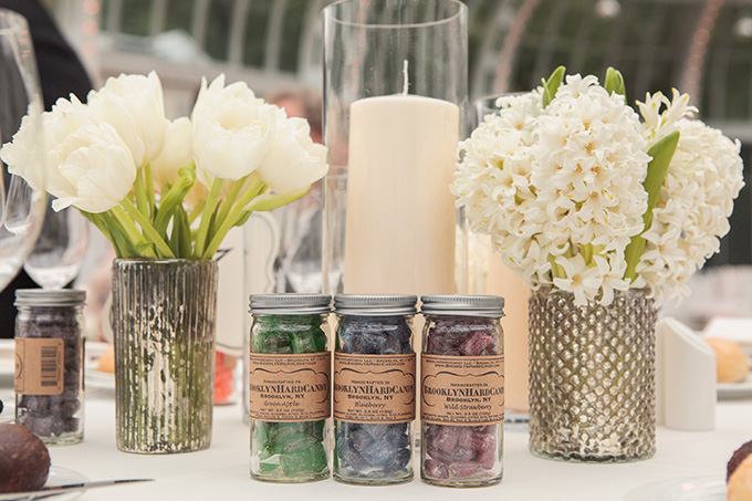 candy favors | Kimberly Salem Photography | Glamour & Grace