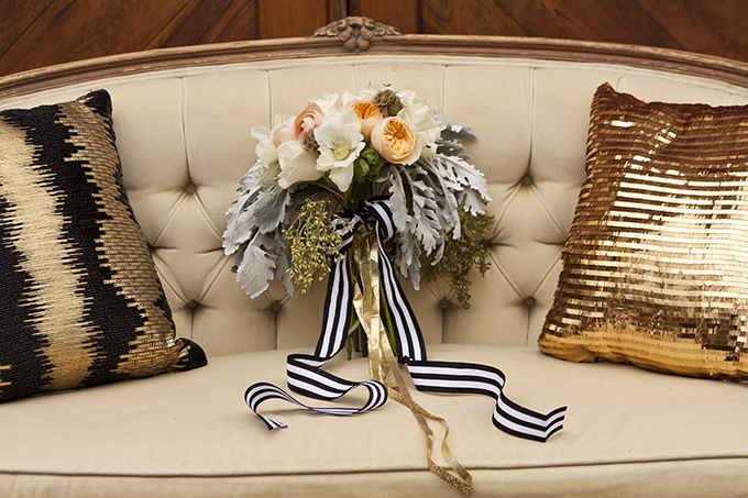 modern romantic wedding inspiration | Candice Patrice Photography | Glamour & Grace