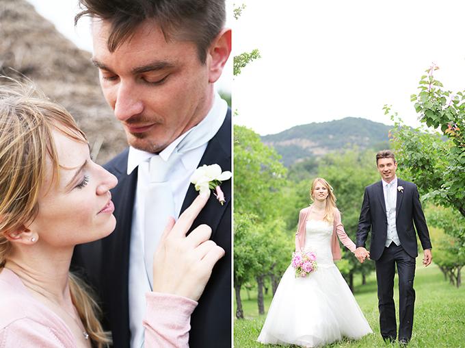 pink spring Italy wedding | Avoriophoto | Glamour & Grace
